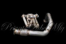 Private Label MFG (PLM) T3 Top Mount Turbo Manifold W/ Downpipe B16 B18 B20