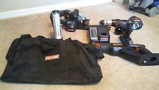 Craftsman 19.2v C3 Five piece tool set with tool bag!