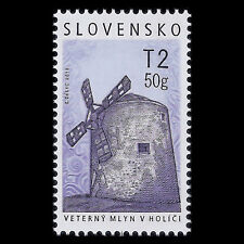 "Slovakia 2013 - Technical Monuments ""Holic Windmill"" Architecture - Sc 660 MNH"