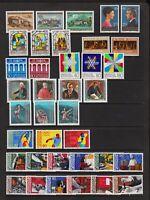 Liechtenstein - Mint, NH sets - face value US$ 28.00+