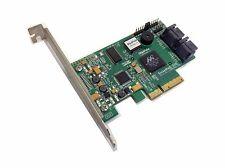 HighPoint RocketRaid 2310-LF 4CH SATA-II PCI-e RAID Controller Host Adapter Card