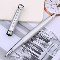 Picasso Silver Rollerball Pen Sweden Flower King Vintage Classic Writing Ink Pen