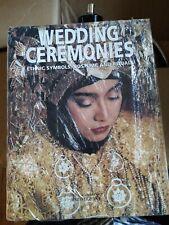 Wedding Ceremonies Hardcover