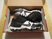 NIB Nike Alpha Huarache Vrsty Mid Keystone Mens Sz 9 Baseball Cleats  AO7956-100