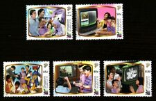 Singapore Stamp 2013 50 Years of TV Broadcast MNH