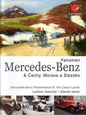 Book - Mercedes Benz Phenomenon & the Czech Lands - Samohyl Porsche Kolowrat