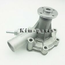 New Water Pump MM433424 for Mitsubishi Tractor K3E K4E Hoflader Terex Iseki