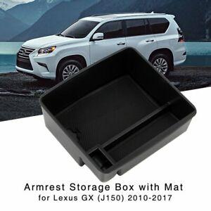 Armrest Storage Box for Lexus GX 400 12-17 / GX 460 10-19 Central Console Tray