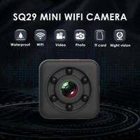 SQ29 1080P Wireless HD Mini WiFi Action Sicherheit Kamera Cam Wasserdicht
