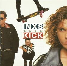 Inxs - Kick 1987 West German pressed CD album