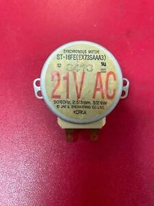 GE Microwave Turntable Motor WB26X10038