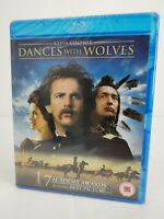 BRAND NEW and SEALED | Dances With Wolves | Blu Ray | Kevin Costner | Oscars