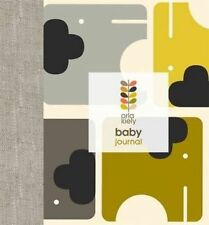Orla Kiely Baby Journal (Baby Record Book), Kiely, Orla | Spiral-bound Book | Ac
