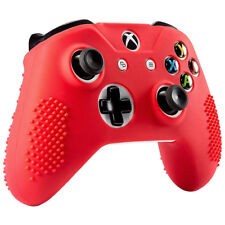 For Microsoft Xbox One X Controller Soft Silicone Rubber Protect Case Cover FZ