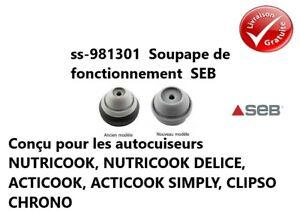 ss-981301  Soupape de fonctionnement nutricook SEB