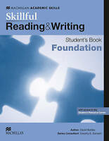 Skillful Foundation Level Reading & Writing Student's Book Pack by Gershon, Stev