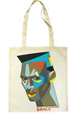 Grace Jones Tote Shopper Bag