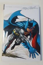 BATMAN Illustrated By NEIL ADAMS HC - New Factory Sealed - $49.99 Cover Price