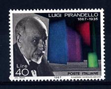 ITALIA REP. - 1967 - Centenario della nascita di Luigi Pirandello