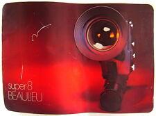 super 8 Beaulieu Prospekt brochure - (0771)