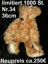 Bearly There TEDDY BÄR SAMMELBÄR SMOOCHIE 36cm LIMITIERT Linda Spiegel Lohre NEU