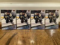 LIAM FOUDY 2020-21 UPPER DECK YOUNG GUNS SERIES 1 ROOKIE CARD #224 Lot of 4