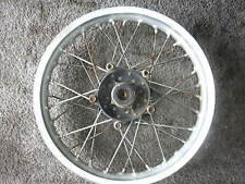 Kawasaki KX 80 Off 1985 KX80 rear wheel rim brake drum