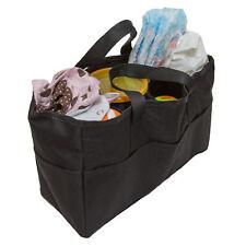 Baby Diaper Bag. Pack Nursing Essentials & Nappy. Large Capacity & Waterproof.