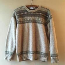 100% Wool Vintage Jumpers & Cardigans for Men