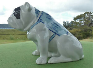 BIG British BULLDOG Royal Doulton Advertising BULL DOG GUINNESS Robt Porter & Co