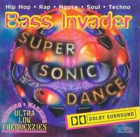 Bass Invader  [CD]