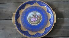 Vintage Hutschenreuther LHS Germany Serving Plate 11.5 inche diameter Privat