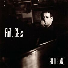 Philip Glass, NYU Steel, Raybeats - Solo Piano [New CD]