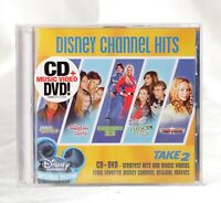 Disney Channel Hits: Take 2 by Disney CD and DVD Movie NEW