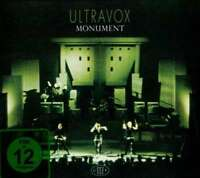 Ultravox - Monumento Nuevo DVD