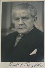 Friedrich Kayssler (1874-1945) Schauspieler - original-signiertes Foto