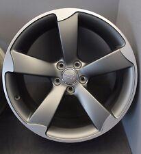 *NEU* Original Audi sLine A5 S5 8T 19Zoll ROTOR Einzel-Felge 9Jx19 8T0601025CD