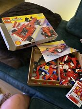 SHELL LEGO SET 2556 MODEL TEAM F1 FERRARI NOS SEALED RARE VINTAGE GIFT! A