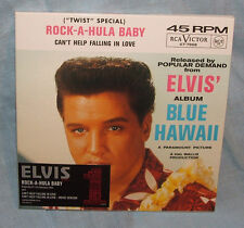 Elvis Presley Rock-A-Hula Baby - limited edition numbered CD single