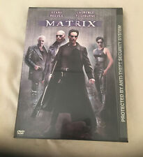 The Matrix (Dvd, 1999) Sci Fi Fantasy Neo Action Keanu Reeves Digital New Sealed