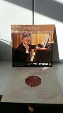 Beethoven Piano Concerto Rubinstein RCA Living Stereo ED1 SB 2008 UK Rare LP