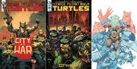 Teenage Mutant Ninja Turtles # 98 A/B 1:10 All Covers IDW 2019