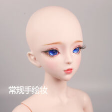 New 1/3 Handmade Resin BJD MSD Lifelike Doll Joint DollS Baby Gift New Olina 24""