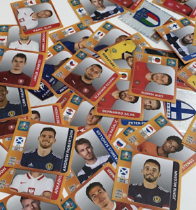 Panini UEFA Euro 2020 Tournament Edition (Pick your Missing Stickers #251-500)