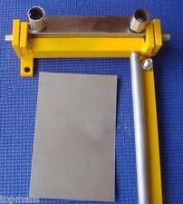 New manual sheet metal iron aluminum copper plate bending machine