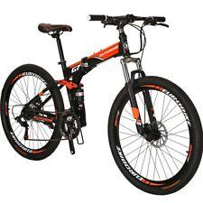 Folding Mountain Bike Full Suspension 27.5