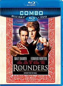 Rounders Blu-ray/DVD NEW