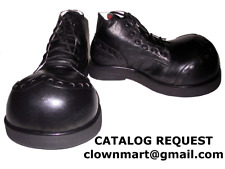 Tramp Hobo Professional Clown Shoes Costume -Model 6- by ClownMart