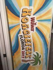 New listing Wawa Hoagiefest Florida 2017 Cotton Beach Bath Towel Soft Quick Dry Lightweight