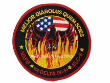 USAF Black Ops Area 51 Phoenix Mission NRO L-49 Delta IV-H CIA Space Patch New